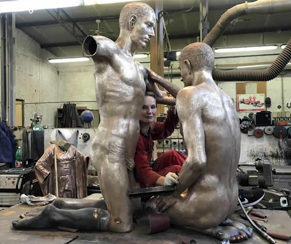 Margot Homan Sculptures_2020