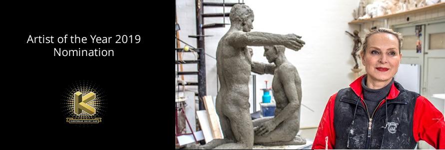 margot homan sculptures